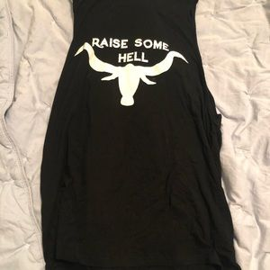 Raise Some Hell Muscle Tee